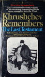 Khrushchev Remembers, Vol 2:  Last Testament