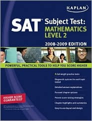 Kaplan SAT Subject Test by Kaplan Inc.