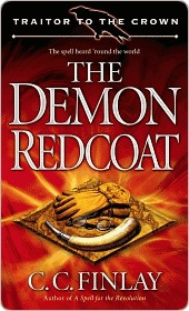 The Demon Redcoat (Traitor to the Crown #3)