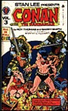 The Complete Marvel Conan the Barbarian, Vol. 3