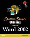 Special Edition Using Microsoft Word 2002