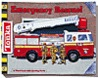Tonka Mighty Movers Emergency Rescue! [With Moving Parts on Cover]