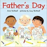 Father's Day by Anne F. Rockwell