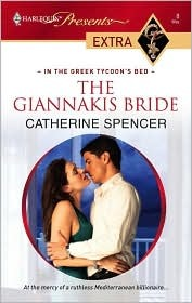 The Giannakis Bride by Catherine Spencer