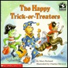 The Happy Trick-Or-Treaters by Mary Packard