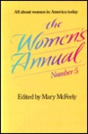 The Women's Annual, Number 5 1984-1985 (Reference Publications, Women's Studies)