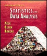 Introduction to Statistics and Data Analysis (with CD-ROM)