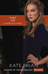 Pure Sin by Kate Brian