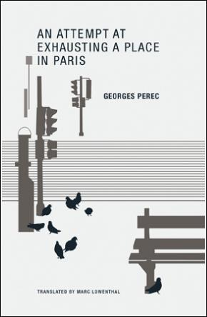 An Attempt at Exhausting a Place in Paris by Georges Perec