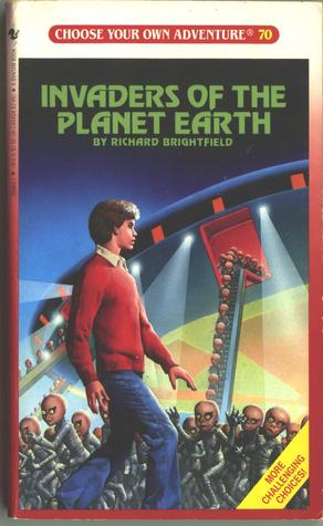 Invaders of the Planet Earth by Richard Brightfield