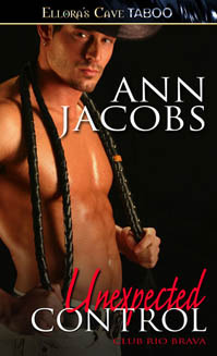 Unexpected Control by Ann Jacobs