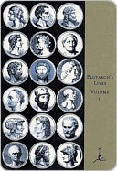 The Lives of the Noble Grecians and Romans, 2 Vols by Plutarch