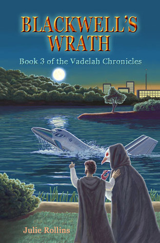 Blackwell's Wrath by Julie Rollins