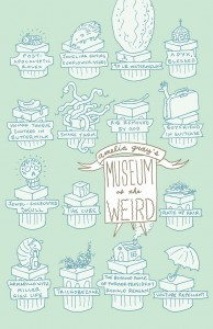 Museum of the Weird by Amelia Gray