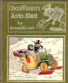 Uncle Wiggily's Auto Sled