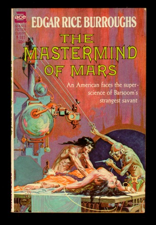 The Mastermind of Mars by Edgar Rice Burroughs