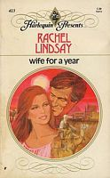 Wife for a Year by Rachel Lindsay