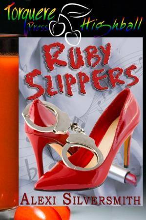 Ruby Slippers by Alexi Silversmith