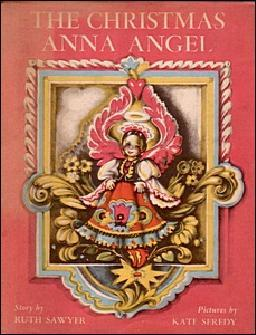 The Christmas Anna Angel