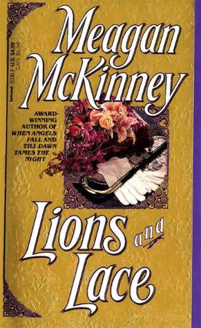 Lions and Lace by Meagan McKinney