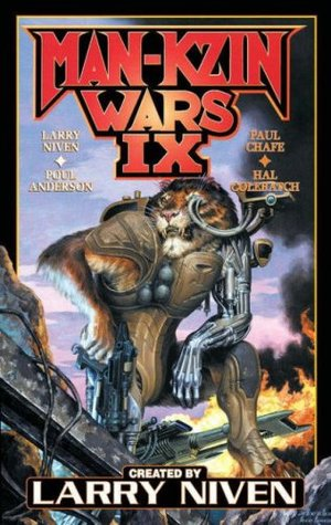 Man-Kzin Wars 9 by Larry Niven