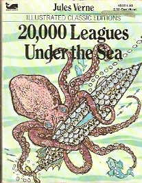 20,000 Leagues Under the Sea (Illustrated Classic Editions)
