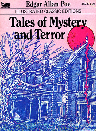Tales of Mystery and Terror (Illustrated Classic Editions)