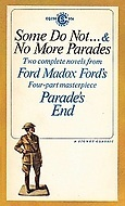Some Do Not ... & No More Parades by Ford Madox Ford