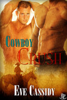 Cowboy Crush (Evans Brothers #1)