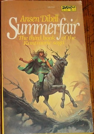 Summerfair (Kantmorie Saga #3)
