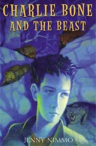 Charlie Bone and the Beast by Jenny Nimmo