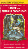 Light On Quests Mountain (Endless Quest #12)