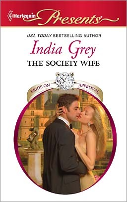 The Society Wife by India Grey