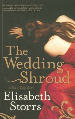 The Wedding Shroud (Tales of Ancient Rome, #1)