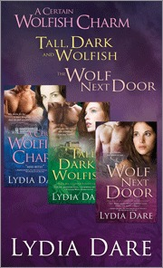 Lydia Dare Wolf Bundle by Lydia Dare