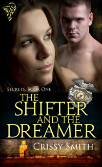 The Shifter and the Dreamer by Crissy Smith