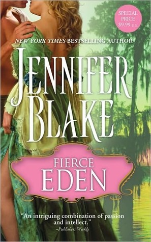 Fierce Eden by Jennifer Blake