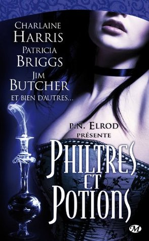 Philtres et potions (Jane Yellowrock, #0.5)