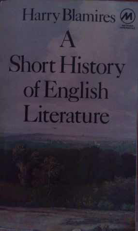 a short history of english literature pdf