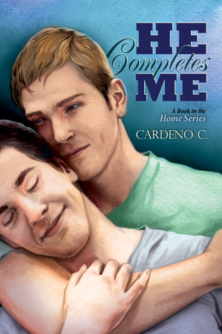 He Completes Me by Cardeno C.