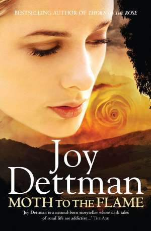 Moth To The Flame by Joy Dettman