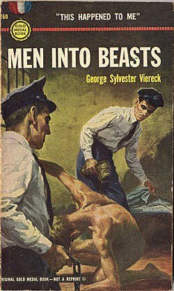 Men Into Beasts by George Sylvester Viereck