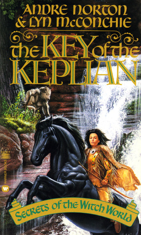 The Key of the Keplian by Andre Norton