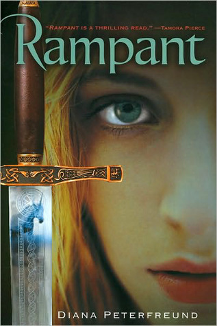Rampant by Diana Peterfreund