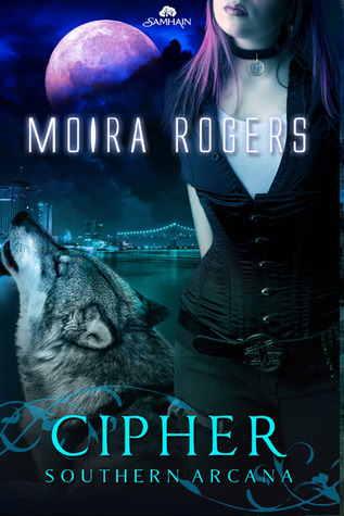 Cipher by Moira Rogers
