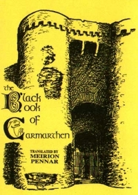The Black Book of Carmarthen by Unknown