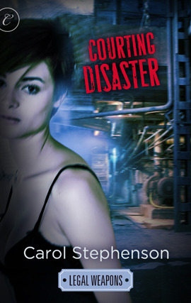 Courting Disaster by Carol Stephenson