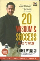 20 Wisdom & Success by Andrie Wongso