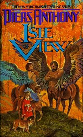 Isle of View (Magic of Xanth #13)