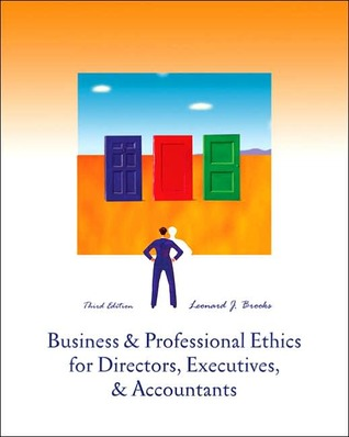 Business and Professional Ethics for Directors, Executives an... by Southwestern Educational Pu...